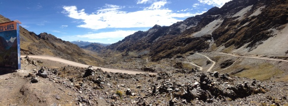 The Road To Lares