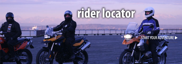 RIDER LOCATOR: Find Friends Now