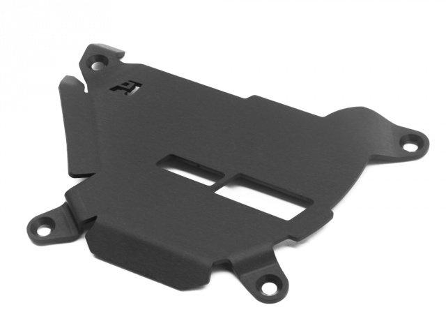 AltRider Clutch Side Engine Case Cover for the KTM 1050/1090/1190 Adventure / R - Black - Additional Photos