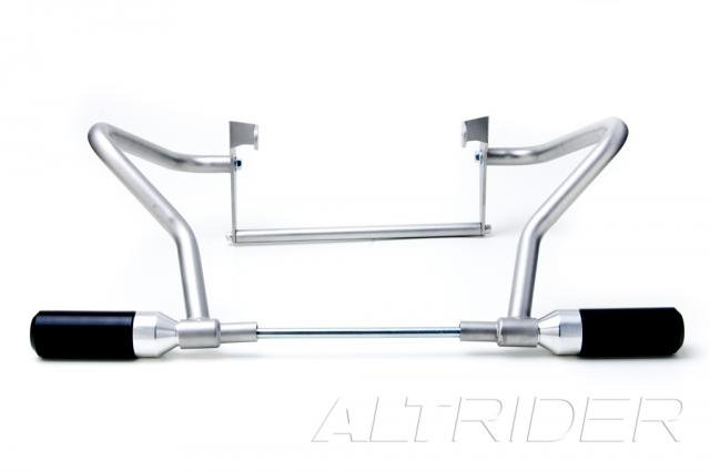 AltRider Crash Bars and Frame Slider Kit for the Ducati Multistrada 1200 - Additional Photos