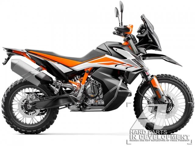 AltRider Crash Bars for the KTM 790 Adventure / R - Additional Photos