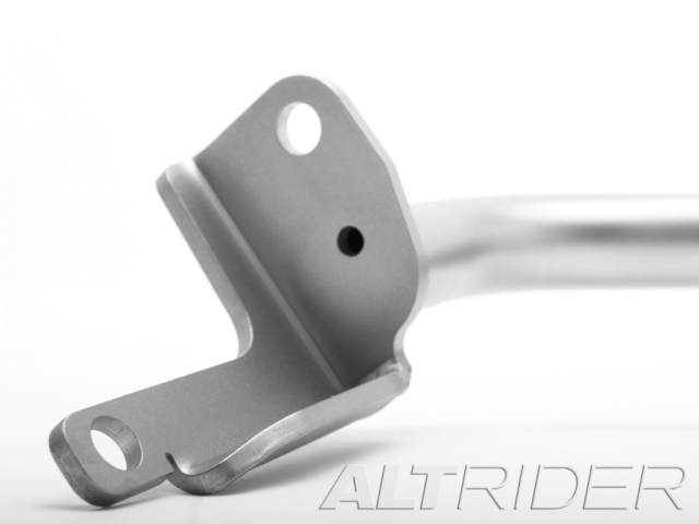 AltRider Crash Bars for the Triumph Tiger 800 - Silver - Additional Photos