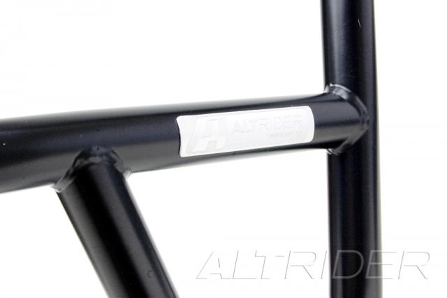 AltRider Crash Bars for the Yamaha Super Tenere XT1200Z - Black - Additional Photos