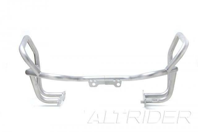 AltRider Crash Bars for the Yamaha Super Tenere XT1200Z - Silver - Additional Photos