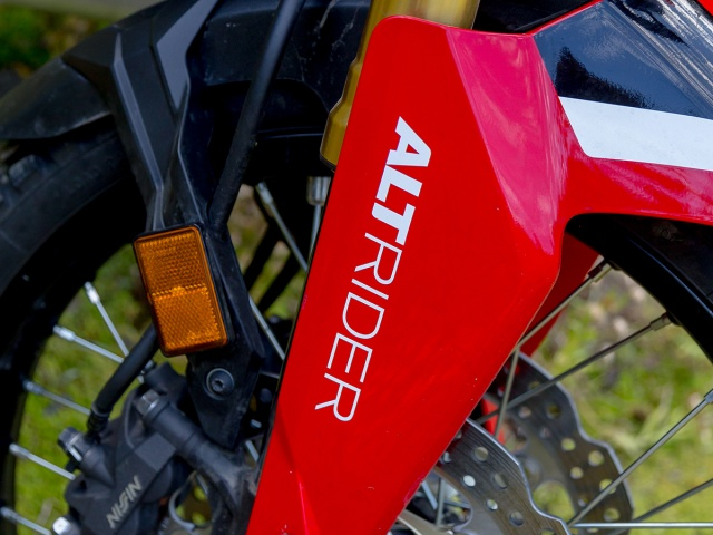 AltRider Decal Kit for the Honda CRF1000L Africa Twin - Additional Photos