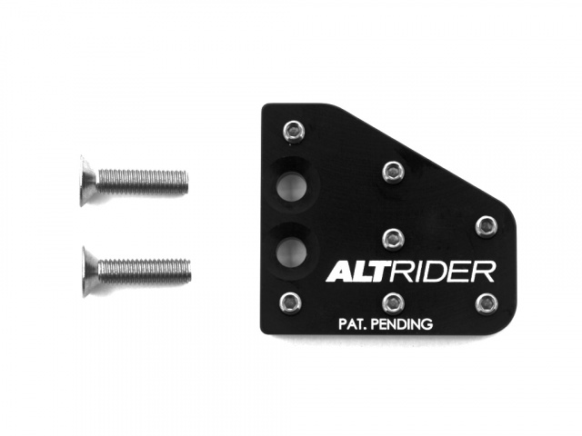 AltRider DualControl Brake Lever Tip System for KTM / Husqvarna Models - Additional Photos