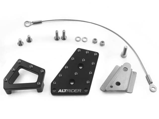 AltRider DualControl Brake System for the BMW R 1200 & R 1250 GS (2013-current) - Additional Photos