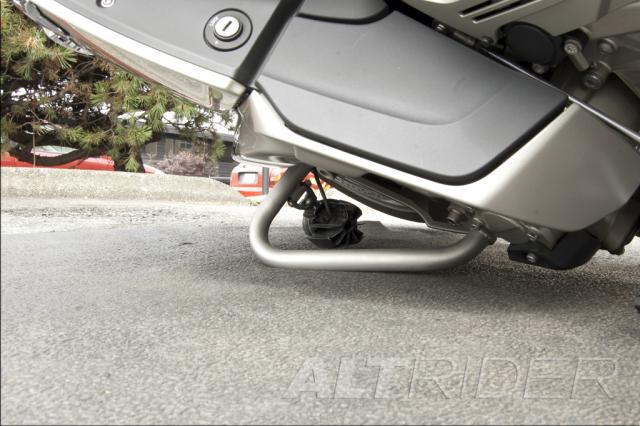 AltRider Engine Protection Bars for BMW K 1600 GT / GTL (2011-2012) - Black - Additional Photos