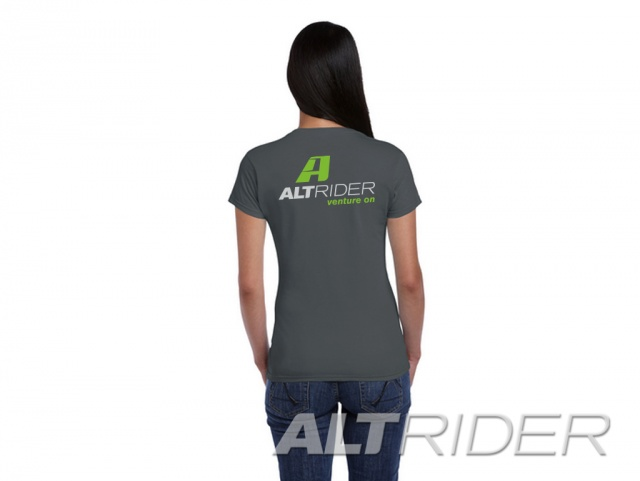AltRider F 800 Throttle Up Women's T-Shirt - Large - Additional Photos