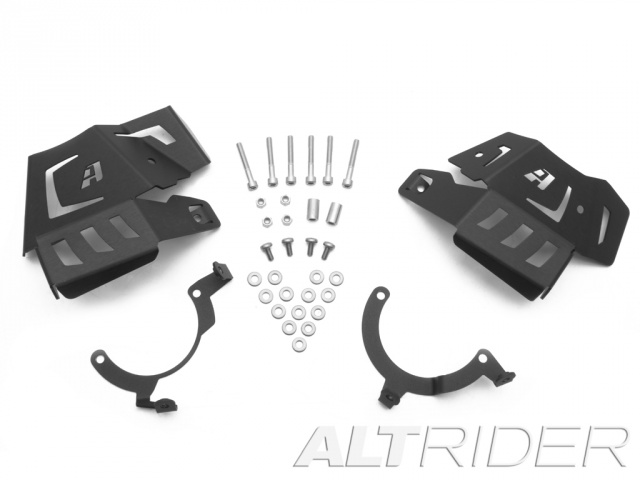 AltRider Injector Guard for the BMW R 1200 GS Water Cooled - Additional Photos