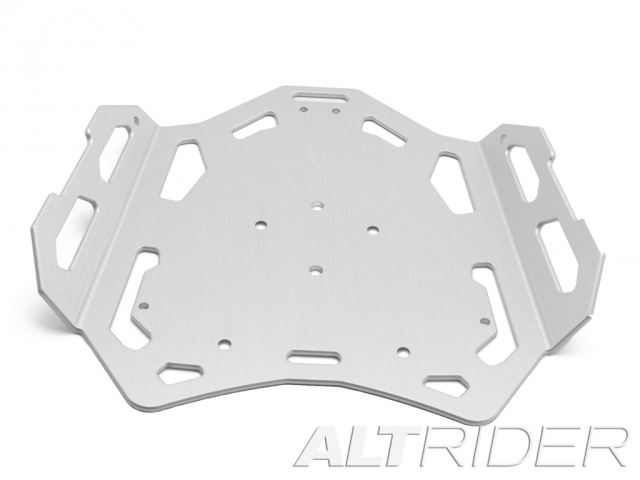 AltRider Luggage Rack for BMW F 700 GS - Silver - Additional Photos