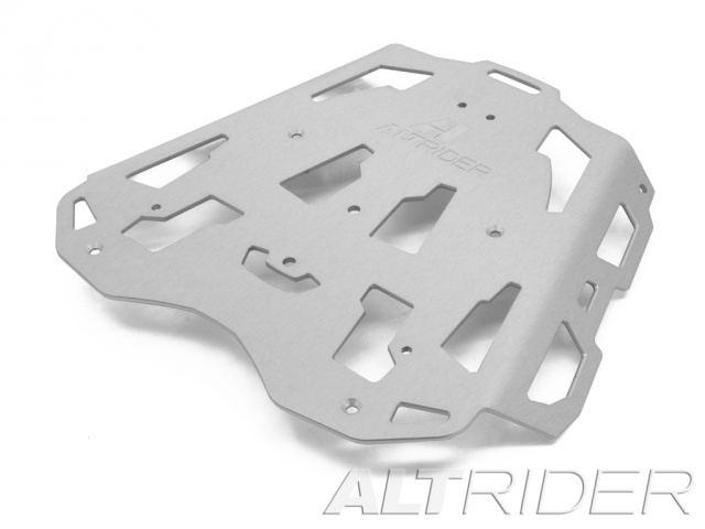 AltRider Luggage Rack for the BMW S 1000 XR - Silver - Additional Photos