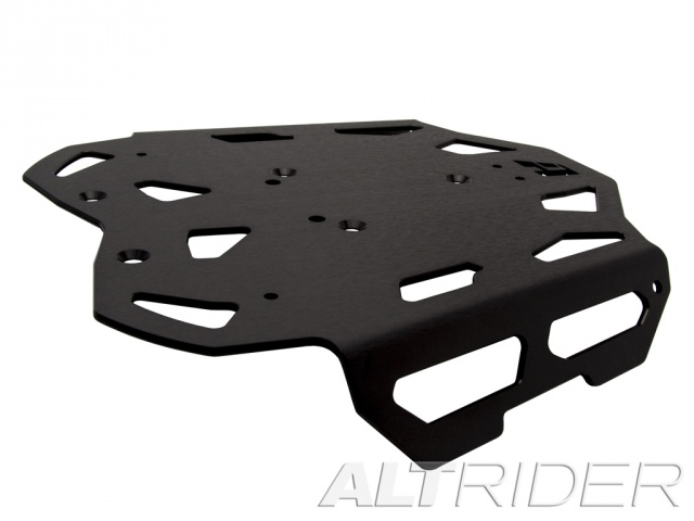 AltRider Luggage Rack for the Husqvarna TR650 Terra and Strada - Black - Additional Photos