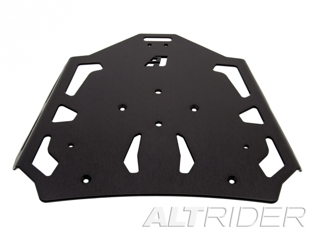 AltRider Luggage Rack for the Triumph Tiger Explorer 1200 - Black - Additional Photos