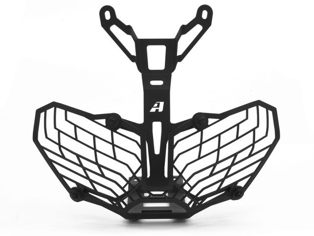 AltRider Mesh Headlight Guard for the Honda CRF1000L Africa Twin/ ADV Sports - Additional Photos