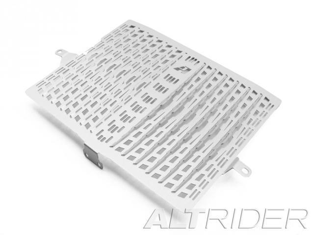 AltRider Radiator Guard for the KTM 1290 Super Adventure - Silver - Additional Photos