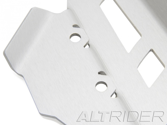 AltRider Rear Brake Master Cylinder Guard for BMW F 700 GS - Silver - Additional Photos