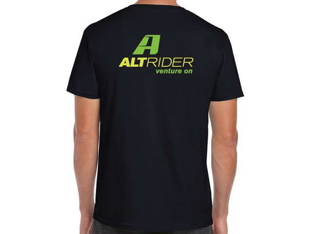 AltRider Shred Men's T-Shirt - Additional Photos