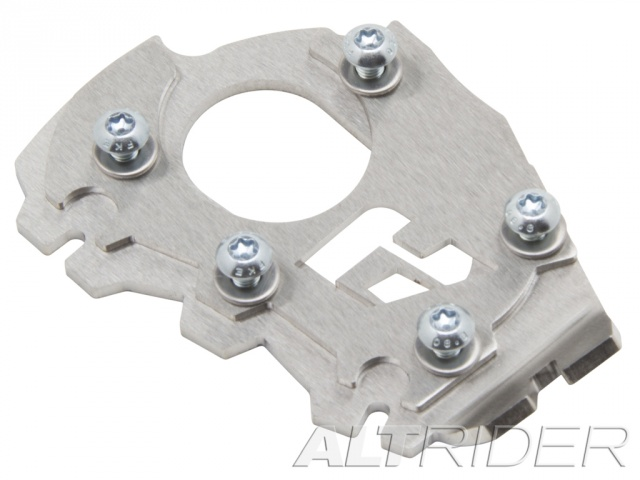 AltRider Side Stand Enlarger Foot for the BMW R 1200 & R 1250 GS Adventure Water Cooled - Additional Photos