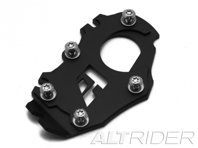 AltRider Side Stand Foot for the BMW R 1200 & R 1250 GS /GSA Lowered - Additional Photos