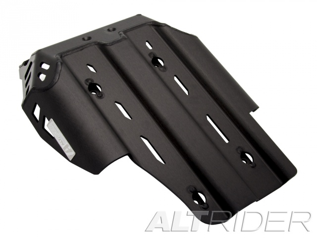 AltRider Skid Plate for the BMW F 800 GS /A - Black - Additional Photos