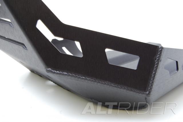 AltRider Skid Plate for the Triumph Tiger 800 - Additional Photos
