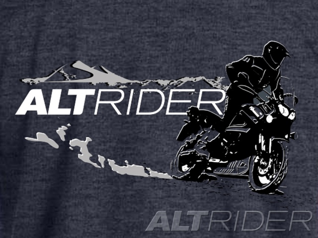 AltRider Super Tenere Men's T-Shirt - Large - Additional Photos