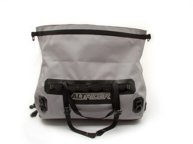 AltRider SYNCH Large Dry Bag - 38 Liter Grey - Additional Photos