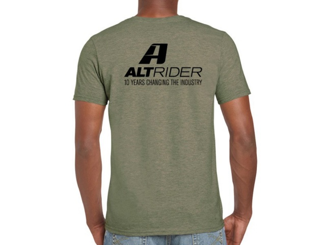 AltRider The Woodlands Men's T-Shirt - Additional Photos