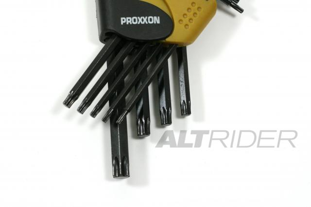 Proxxon 9-Piece Torx Wrench Kit - Additional Photos