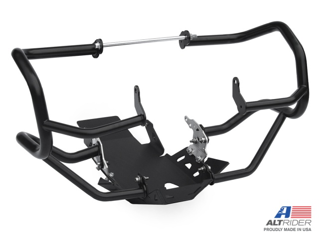 AltRider Crash Bar and Skid Plate System for the BMW R 1250 GS - Feature