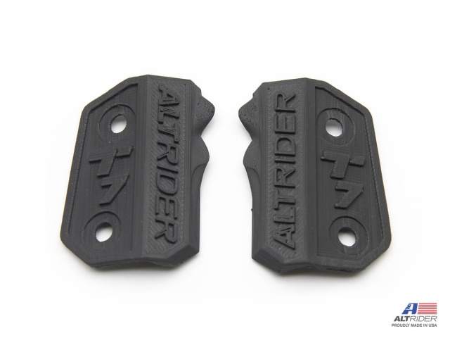 AltRider High Fender Blanking Plate for the Yamaha Tenere 700 - Feature