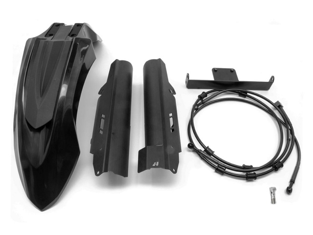 AltRider High Fender Kit for Honda CRF1000L and CRF1100L Africa Twin/ ADV Sports - Feature