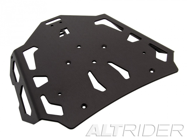 AltRider Luggage Rack for the Triumph Tiger Explorer 1200 - Black - Feature