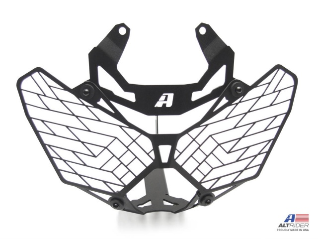 AltRider Mesh Headlight Guard Kit for the Honda CRF1100L Africa Twin - Feature