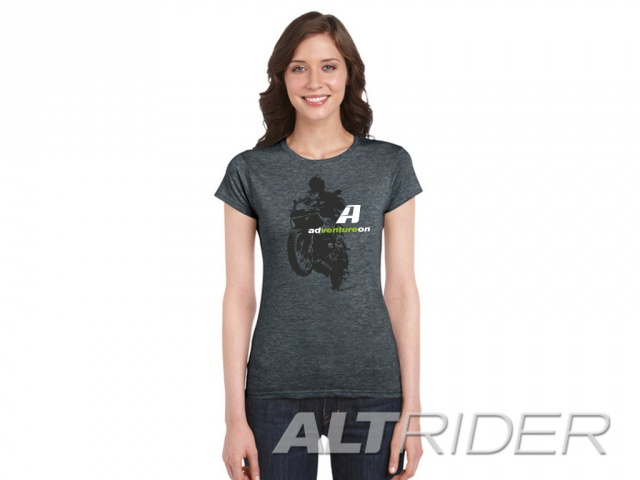 AltRider R 1200 GSW Women's T-Shirt - Small - Feature