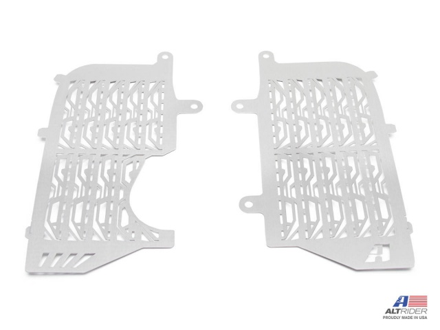 AltRider Radiator Guards for the Honda CRF1100L Africa Twin/ ADV Sports - Feature