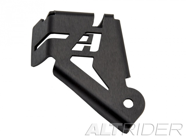 AltRider Rear Brake Reservoir Guard for the BMW R 1200 & R 1250 GS /GSA Water Cooled - Black - Feature