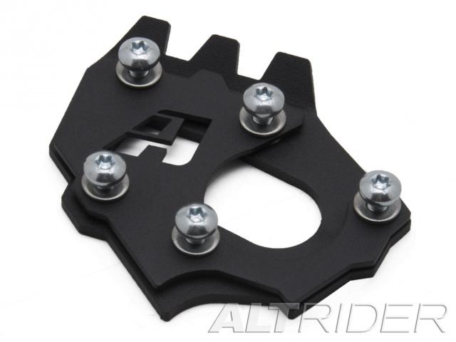 AltRider Side Stand Foot for the KTM 1290 Super Adventure - Black - Feature