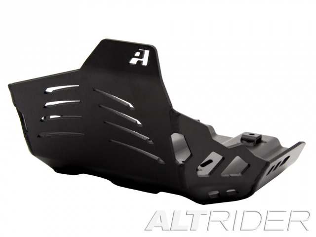 AltRider Skid Plate for the BMW F 800 GS /A - Black - Feature