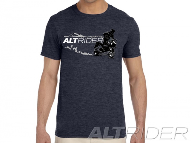 AltRider Super Tenere Men's T-Shirt - Large - Feature