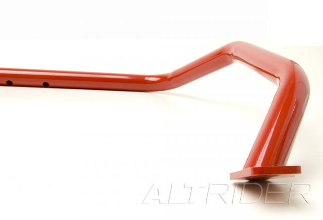 AltRider Upper Crash Bars Assembly for the BMW R 1200 GS (2008-2012) - Red - Feature