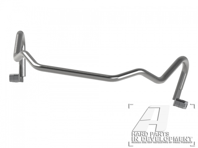 AltRider Upper Crash Bars for the BMW F 850 / 750 GS - Black - Feature