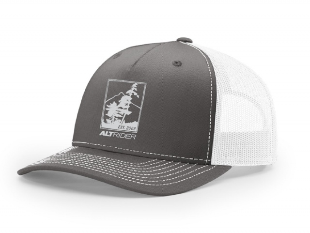 AltRider Woodlands Trucker Hat - Feature