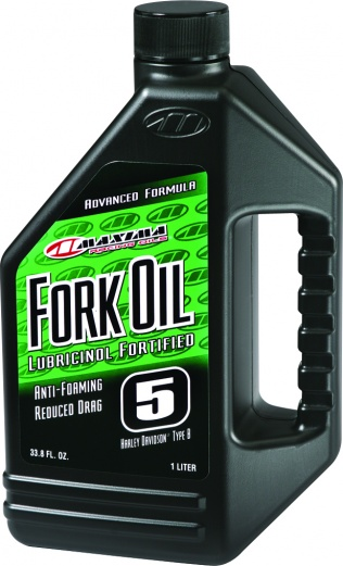 Fork Oil - Feature