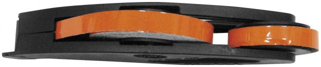 Reflective Wheel Stripe Orange  - Feature