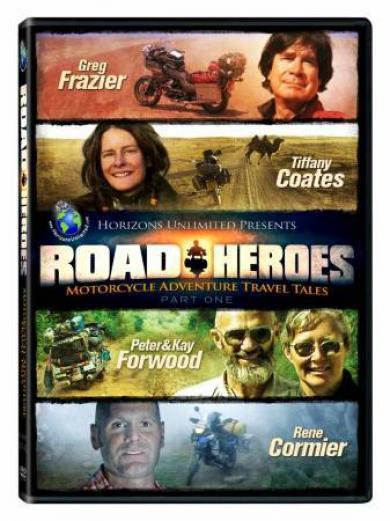 Road Heroes DVD Series - Part 1 - Feature