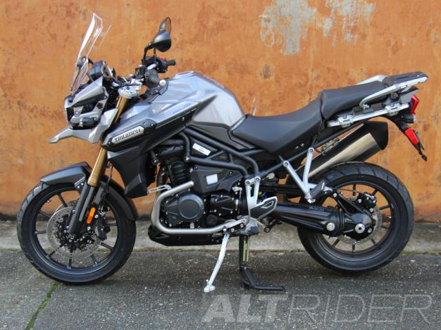 Crash Bars For The Triumph Tiger Explorer 1200 Altrider