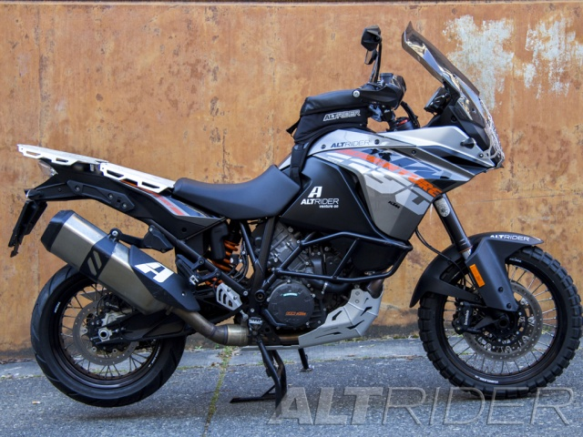 AltRider Decal Kit for the KTM 1190 Adventure / R - Installed