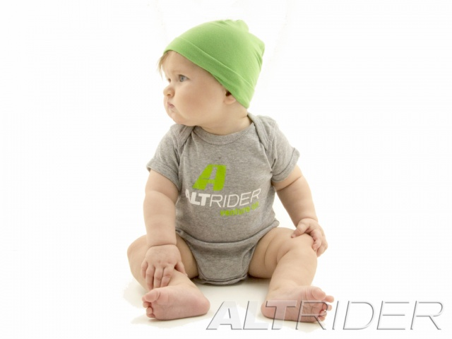 AltRider Infant Bodysuit - Installed
